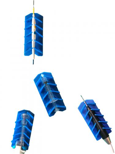 immagine keyblock blu
